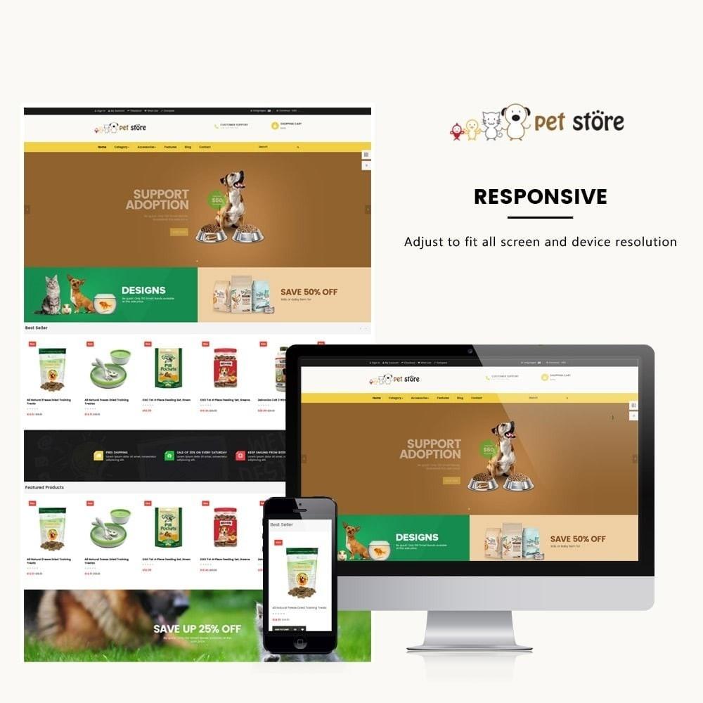 theme - Animali - Ap Pets Store - 1