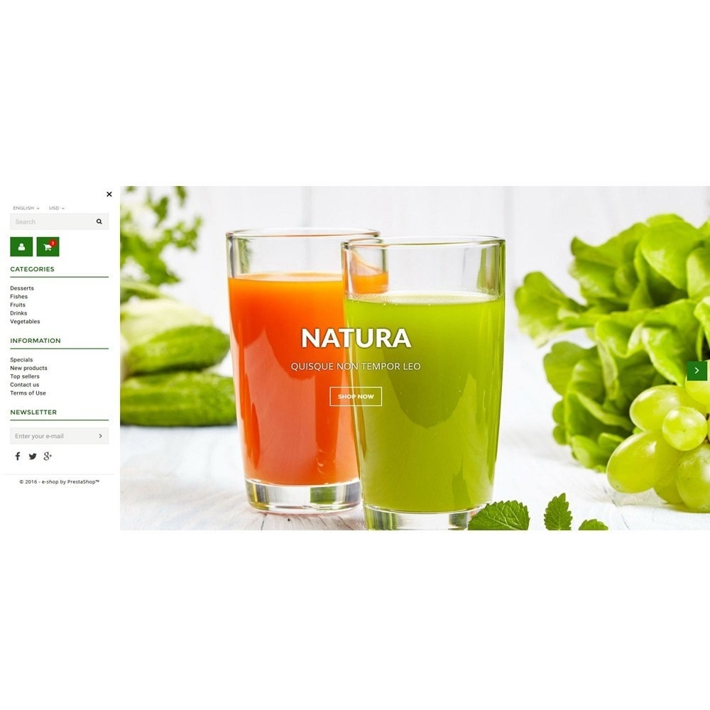 theme - Lebensmittel & Restaurants - Natura - 2