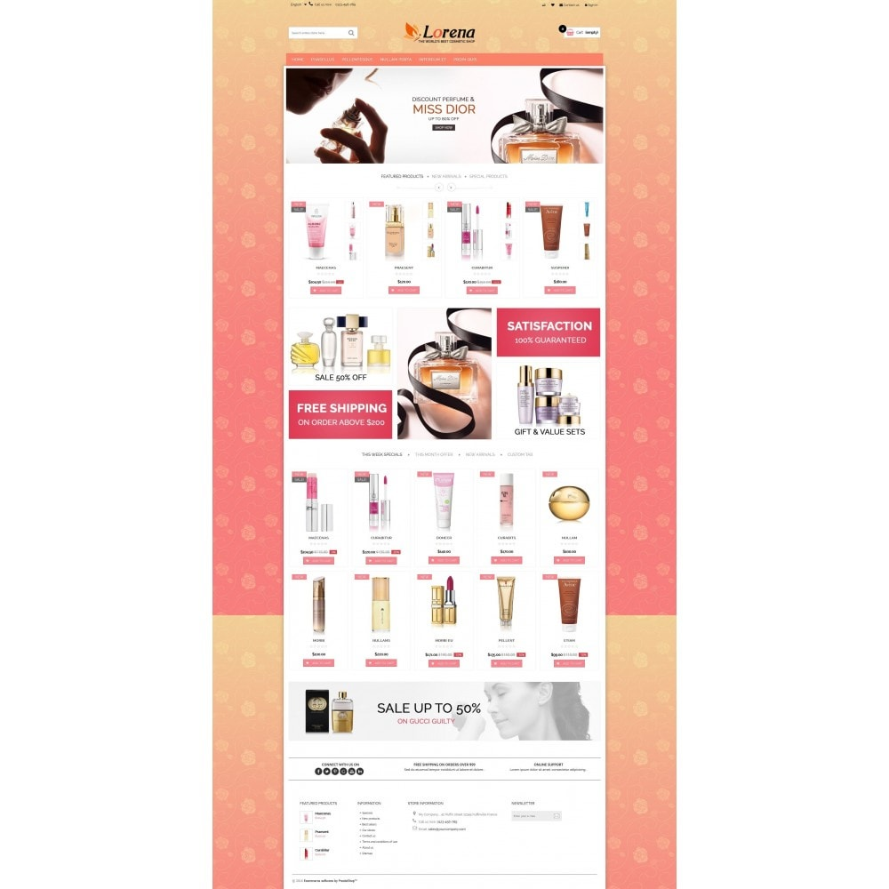 theme - Salute & Bellezza - Lorena Cosmetic Shop HTML5 - 8