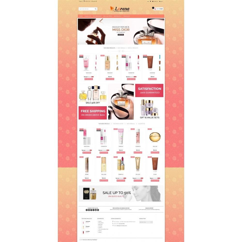 theme - Zdrowie & Uroda - Lorena Cosmetic Shop HTML5 - 8