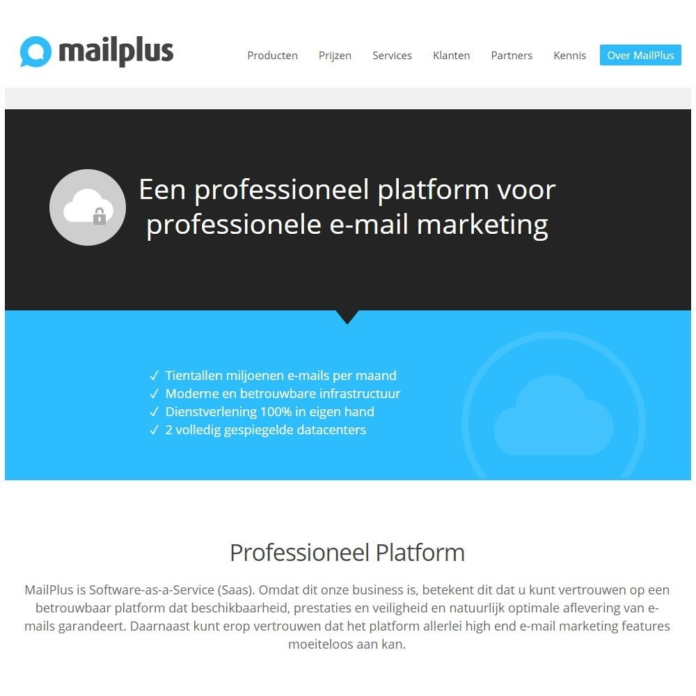 module - Newsletter & SMS - Official MailPlus connector - 2
