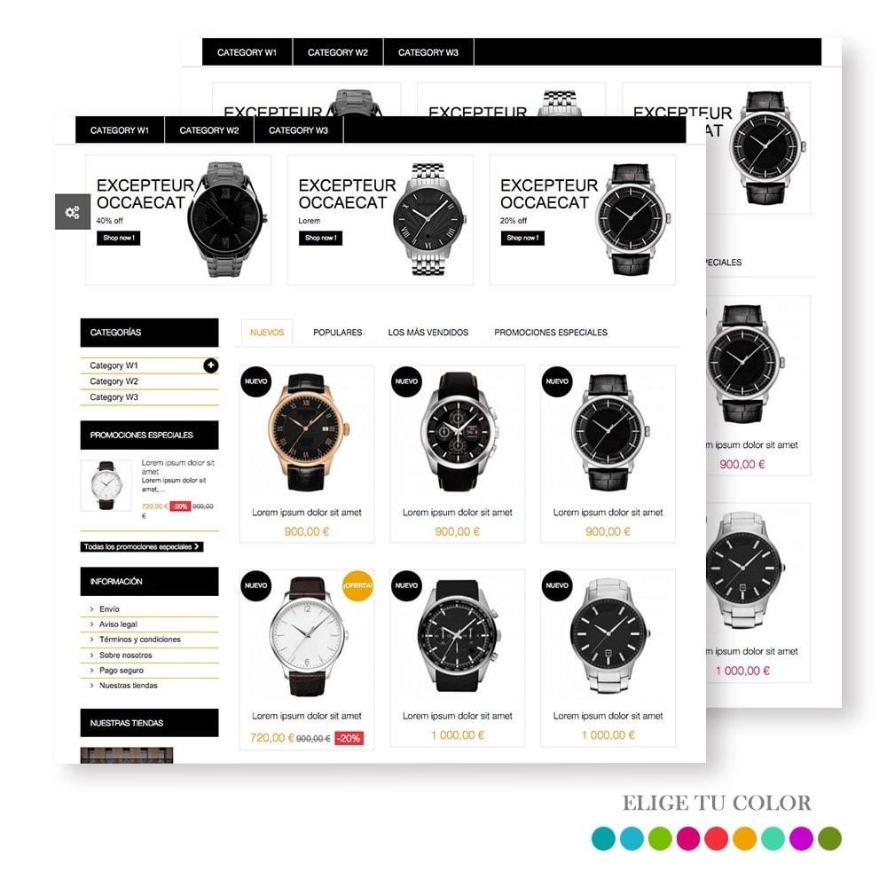 theme - Joyas y Accesorios - Premium Watch Shop - 3