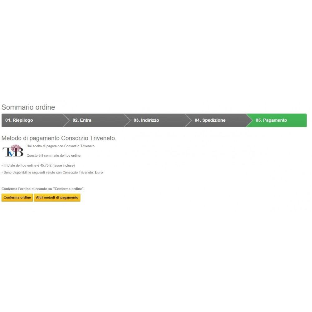 module - Płatność kartą lub Płatność Wallet - Consorzio Triveneto payment gateway - TVB - Advanced - 4
