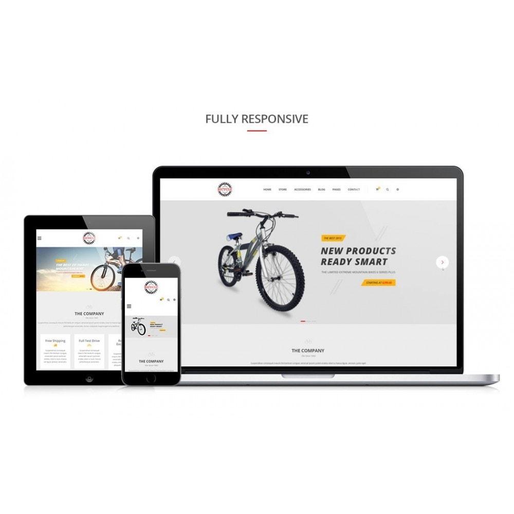 theme - Sport, Rozrywka & Podróże - JMS Bicycle - 1