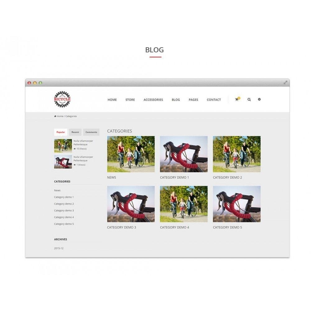 theme - Sport, Rozrywka & Podróże - JMS Bicycle - 4
