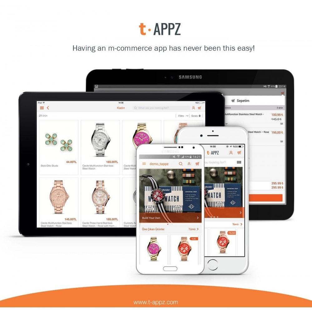 module - Mobile - t-APPZ Native M-commerce Applications - 1