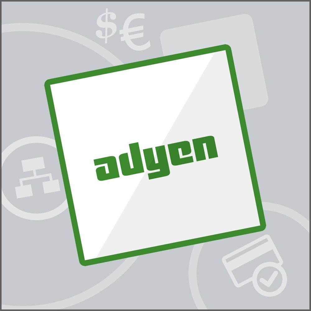 module - Pagamento por cartão ou por carteira - Adyen Payment - 1
