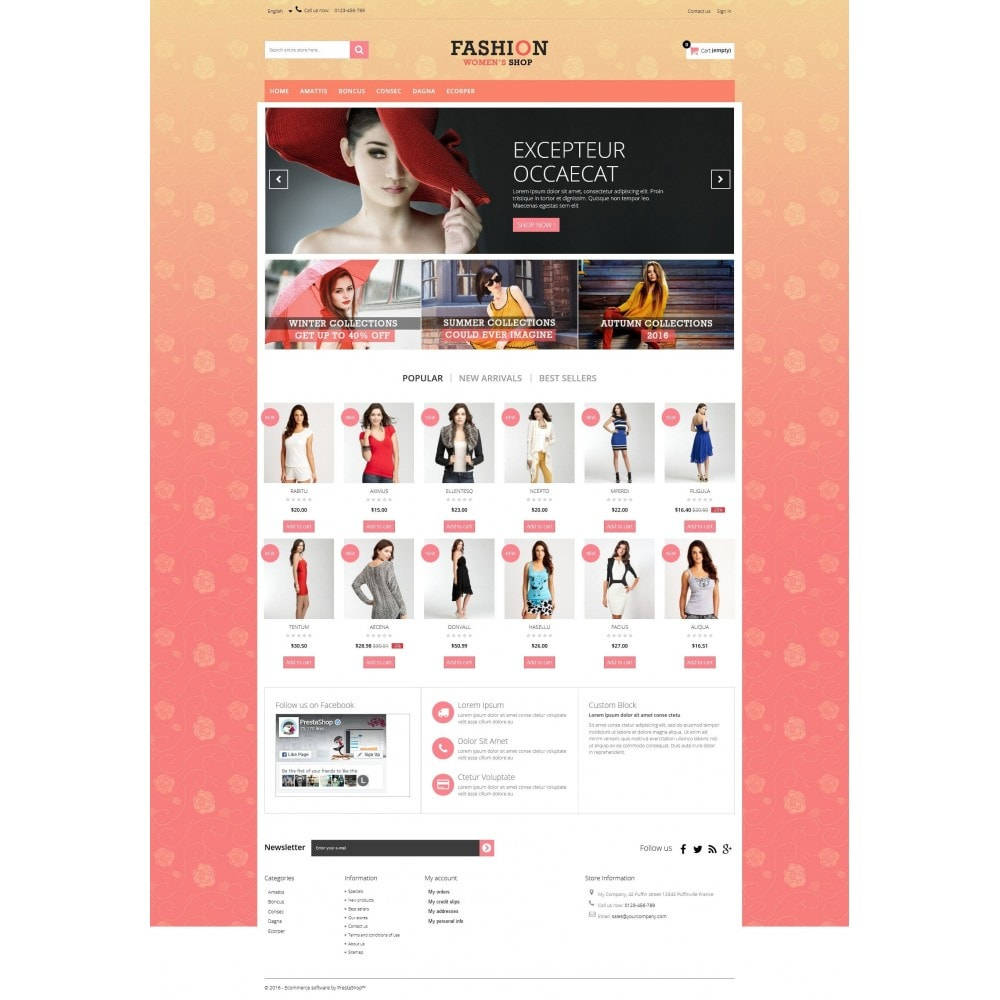 theme - Moda & Obuwie - Fashion 1.6 Multipurpose HTML5 - 6