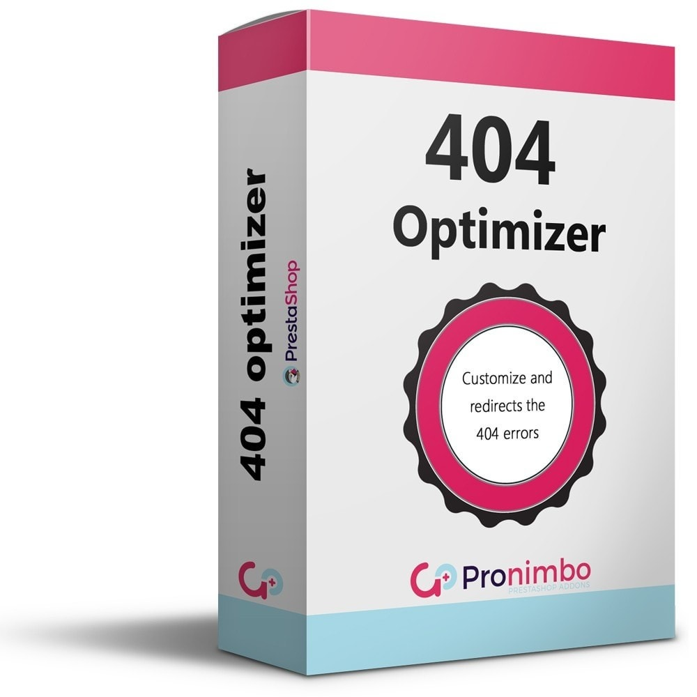 module - Gestão de URL & Redirecionamento - 404 Optimizer. - 1