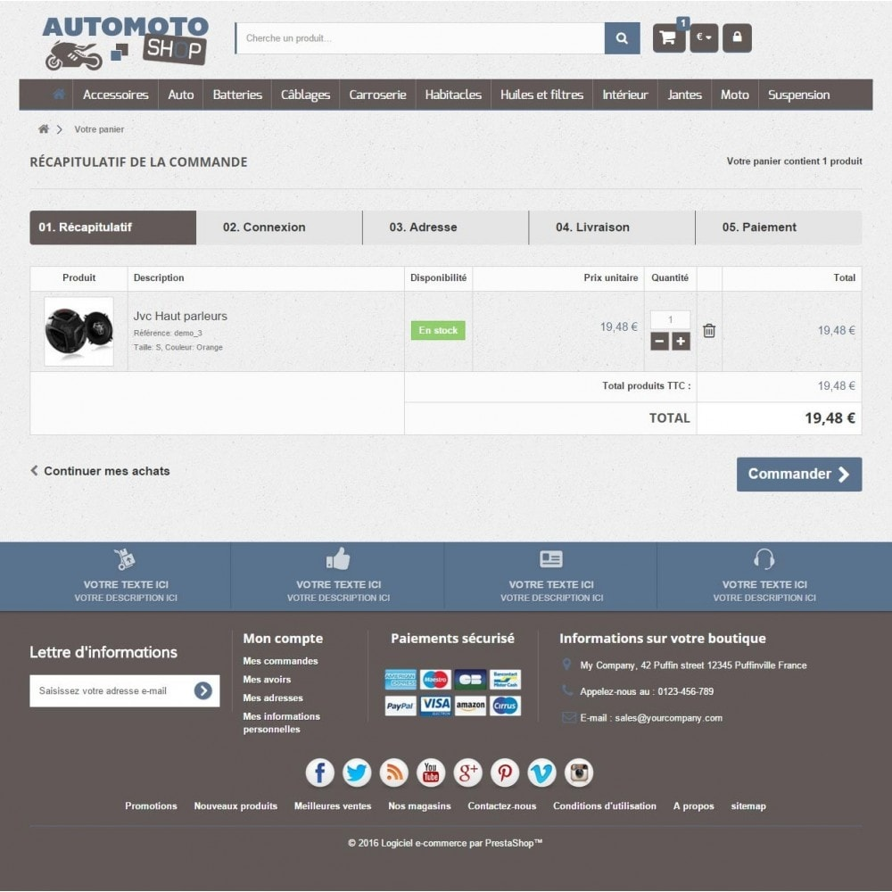 theme - Carros & Motos - Auto Moto Shop 1.6 Responsive - 5