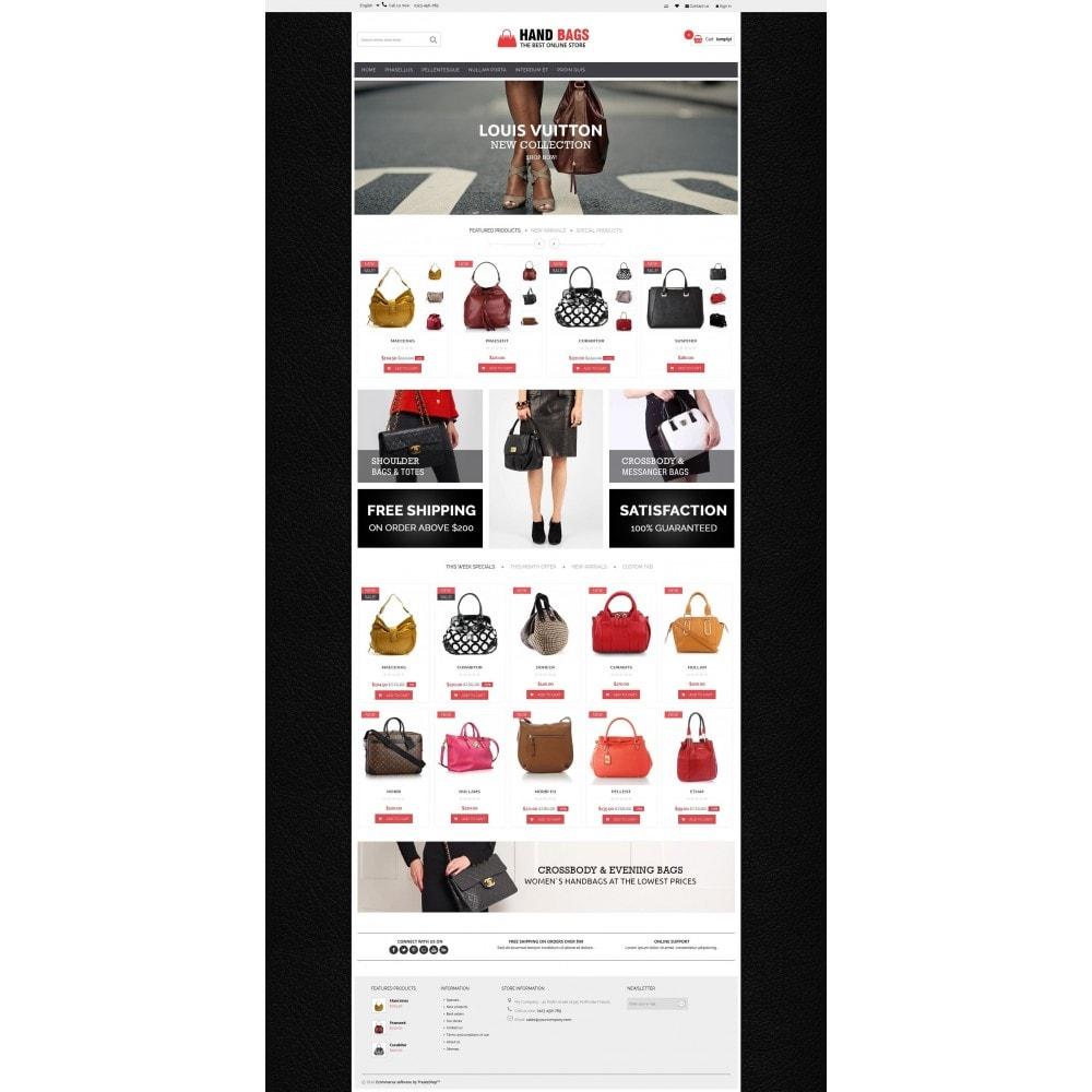 theme - Sieraden & Accessoires - Hand Bags Multipurpose HTML5 - 4