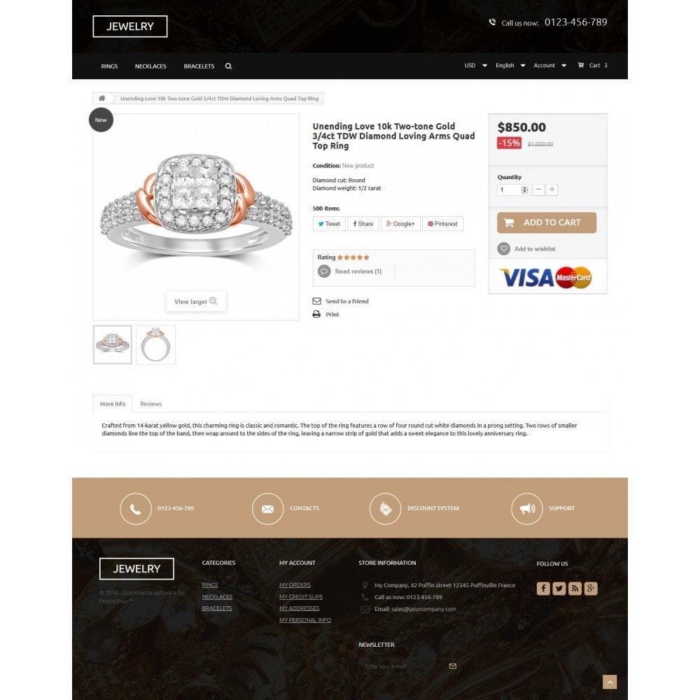 theme - Ювелирные изделия и Аксессуары - Jewelry Store - 7