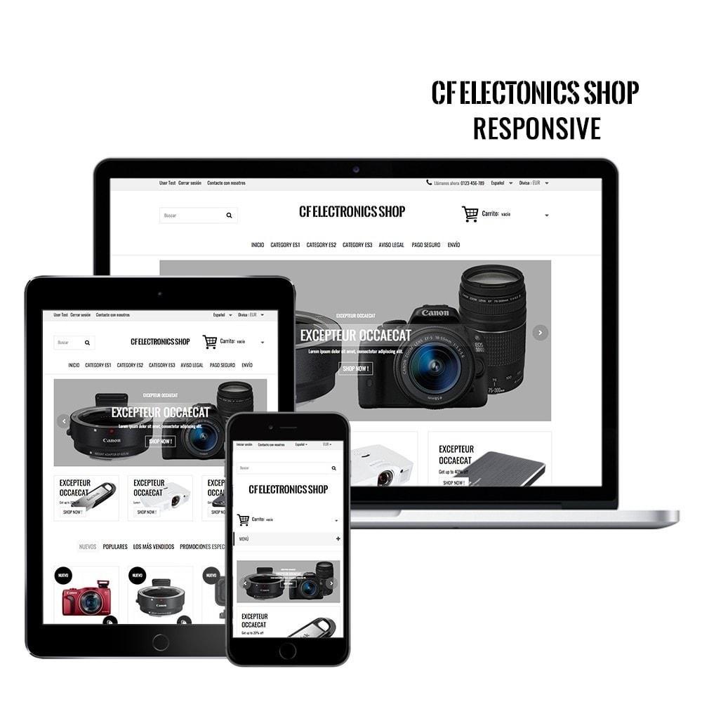theme - Electrónica e High Tech - CF Electronics Shop - 1