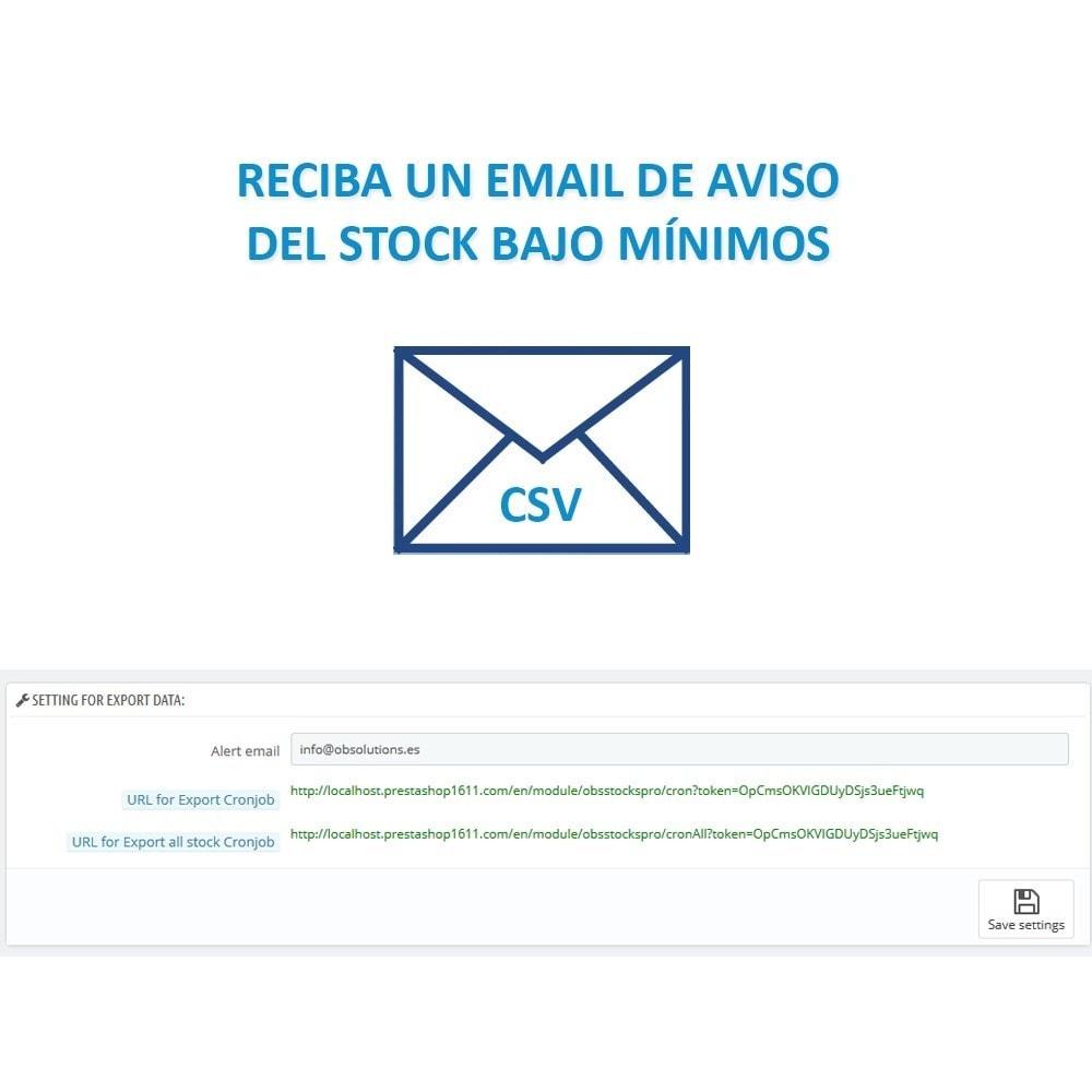 module - Importación y Exportación de datos - Actualizar datos CSV/XML vía URL/FTP cronjob compatible - 19