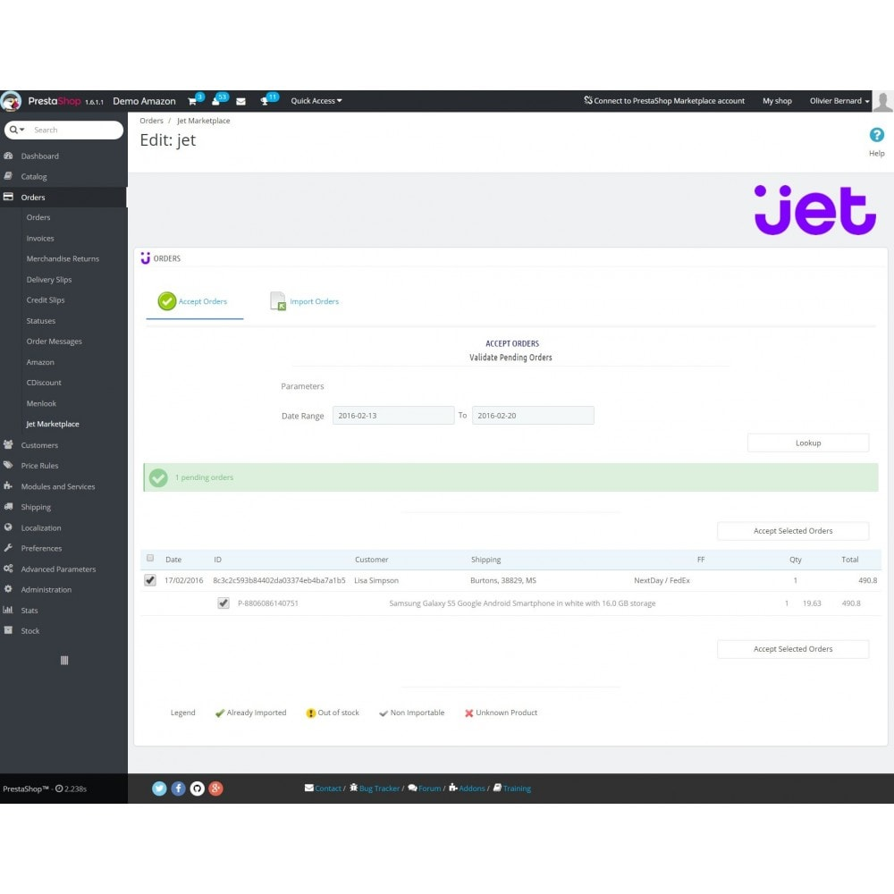 module - Revenda (marketplace) - Jet Marketplace - 16