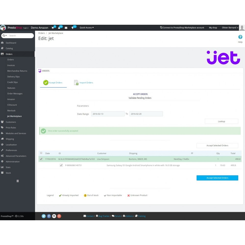 module - Revenda (marketplace) - Jet Marketplace - 17