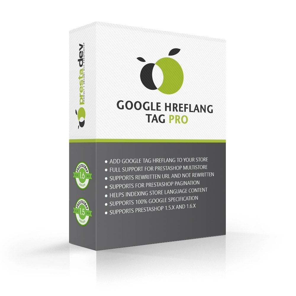 module - SEO (Suchmaschinenranking) - Google Hreflang tag Pro - 1