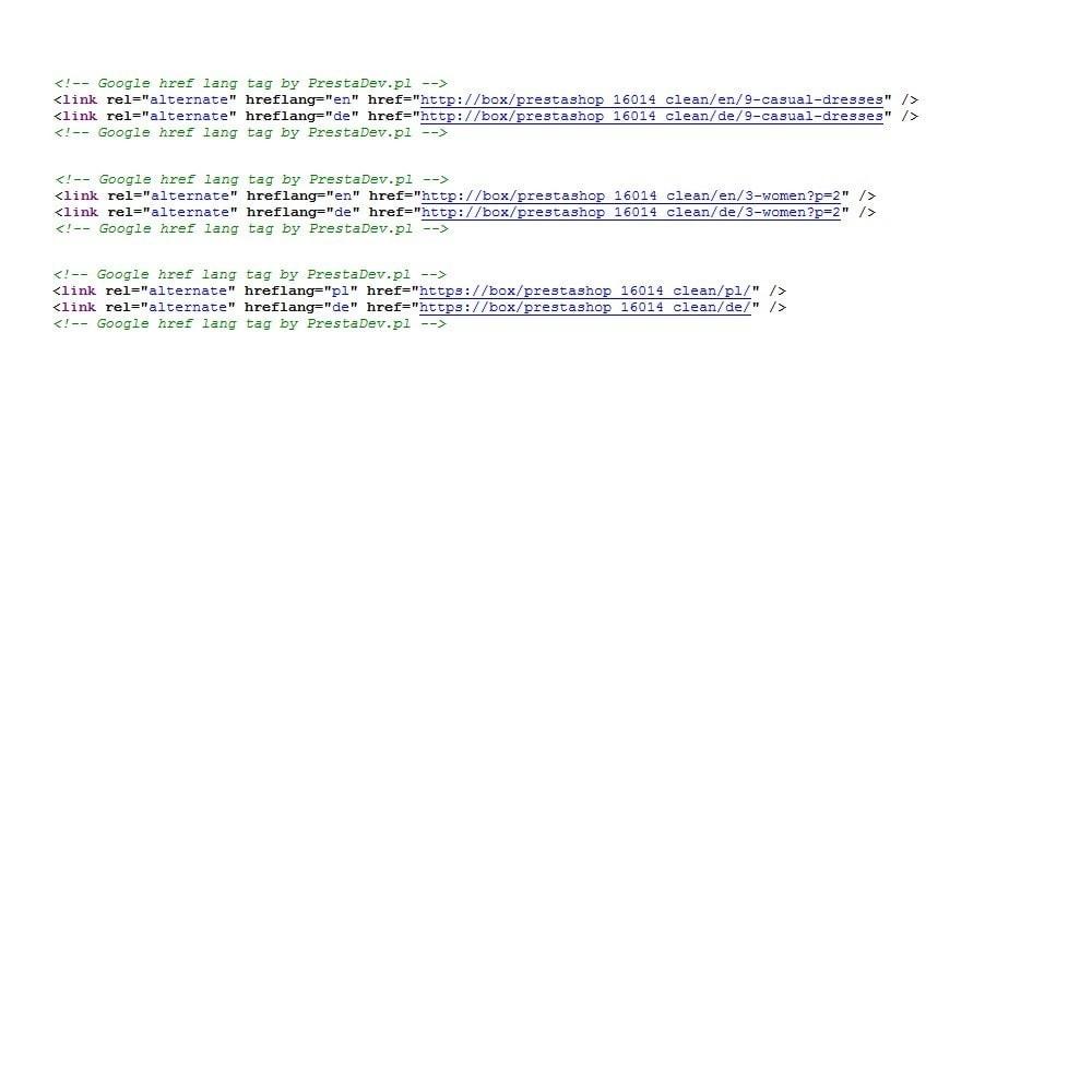 module - Естественная поисковая оптимизация - Google Hreflang tag Pro - 3