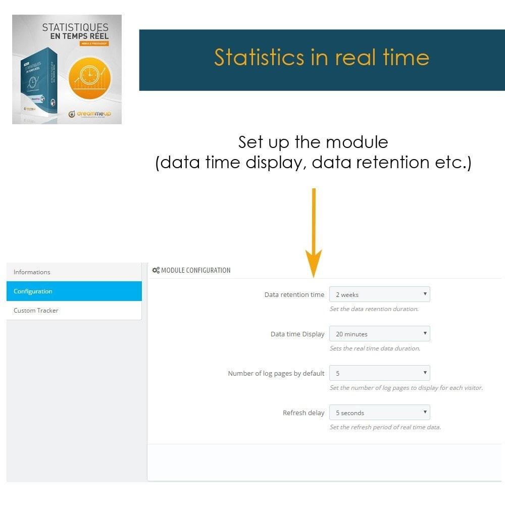 module - Analysen & Statistiken - DMU Real Time Statistics - 4