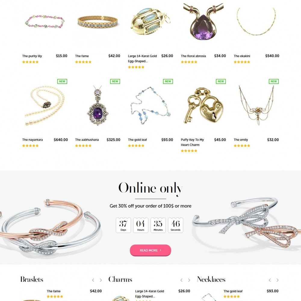 theme - Jewelry & Accessories - Jewelry&Co - 3