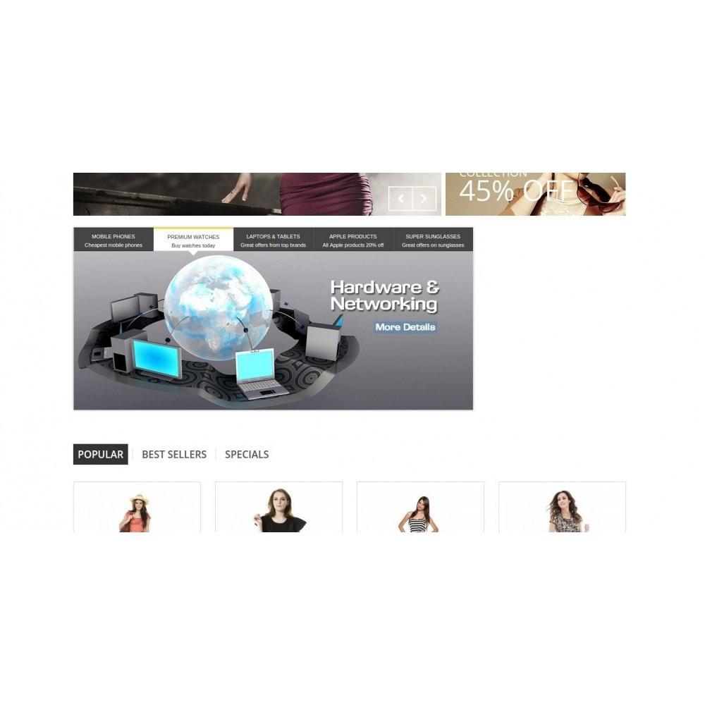 module - Блоки, вкладки и Баннеры - Era Tab Content Slider - 3