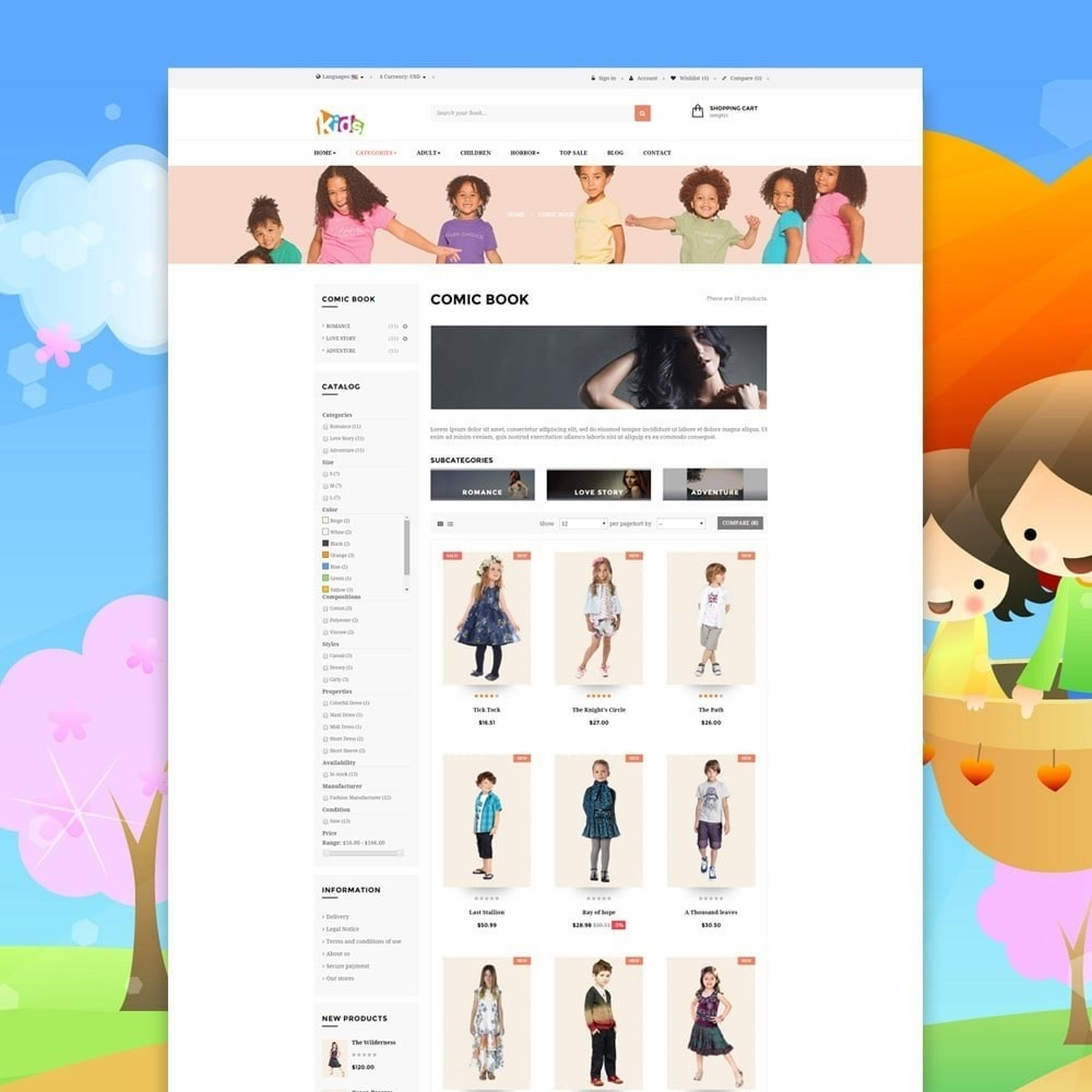 theme - Kinderen & Speelgoed - Ap Kids - 2