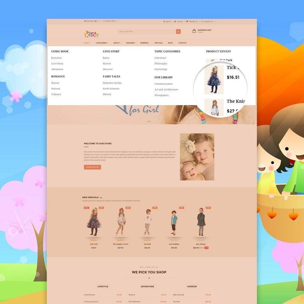 theme - Дети и Игрушки - Ap Kids - 4