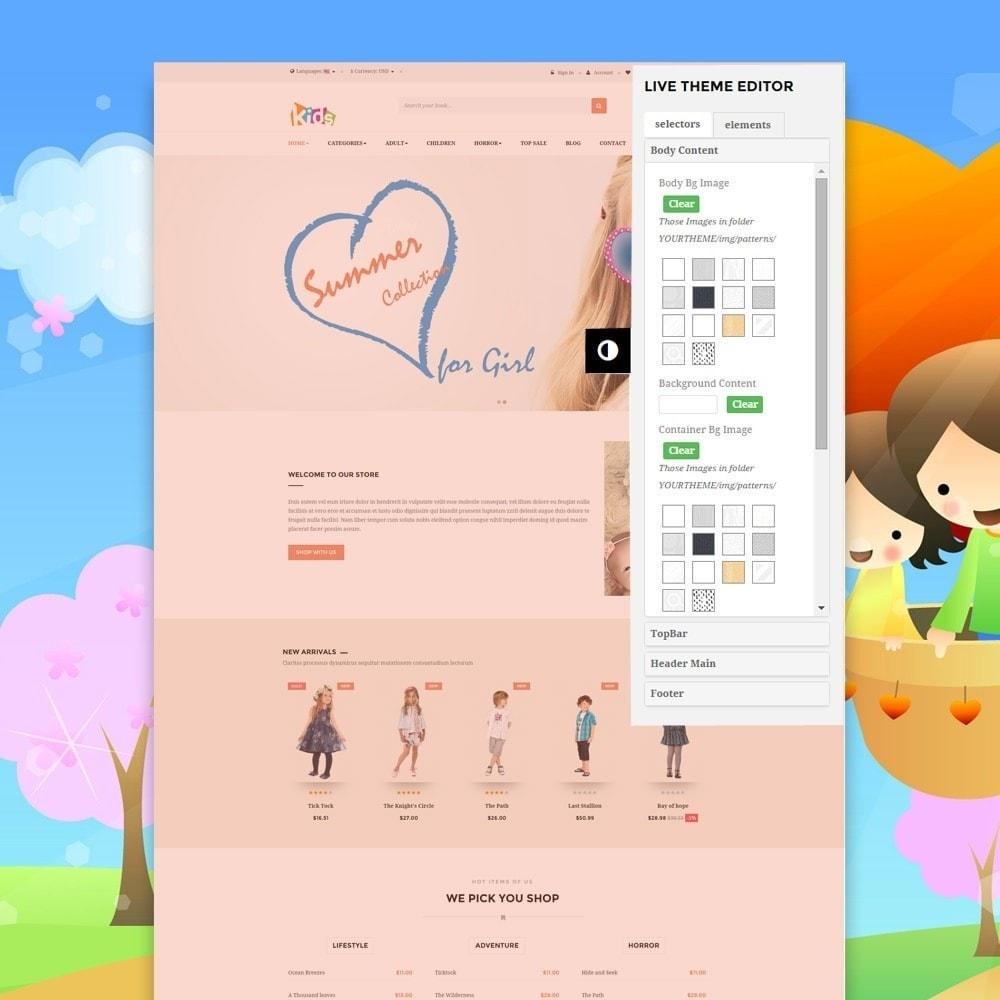 theme - Enfants & Jouets - Ap Kids - 6