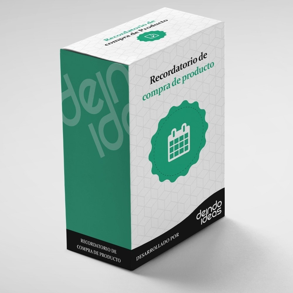module - Remarketing & Achtergelaten winkelmanden - Purchase Reminder Product - 1
