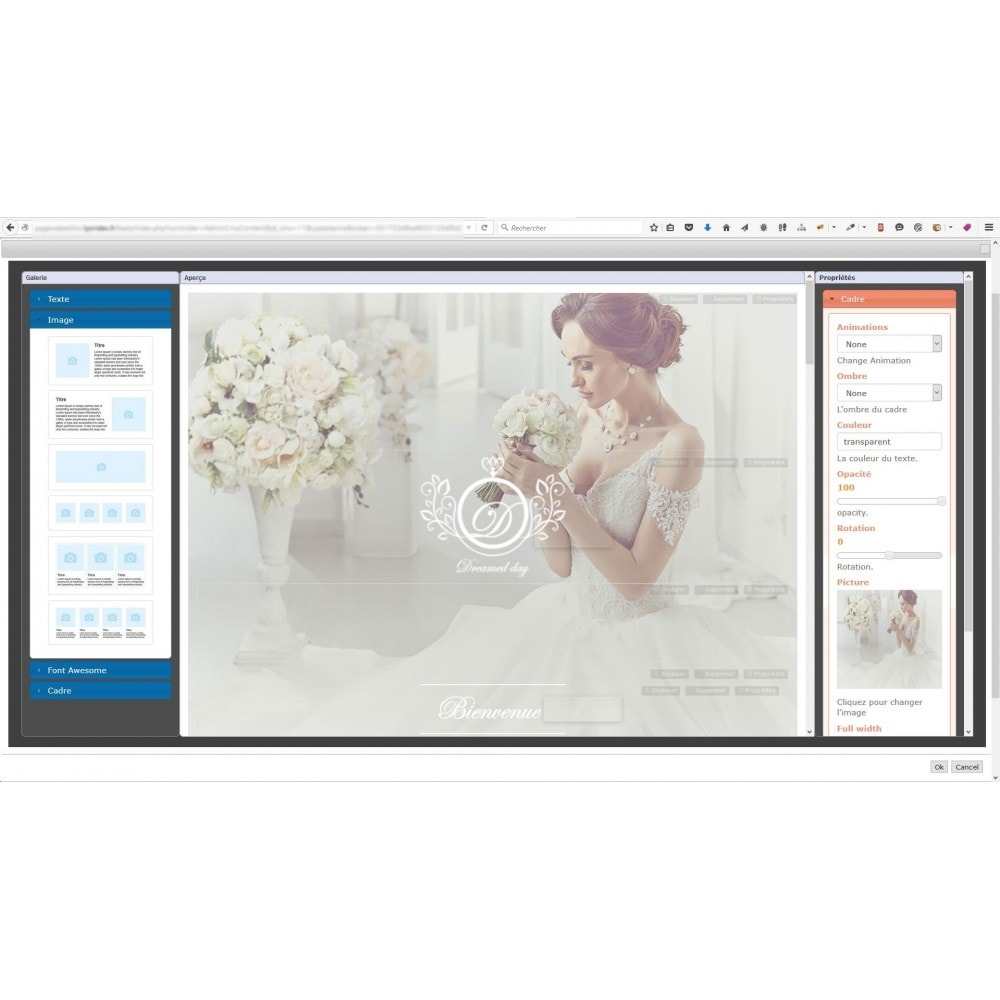 module - Page Customization - Responsive Page Web Editor - 6