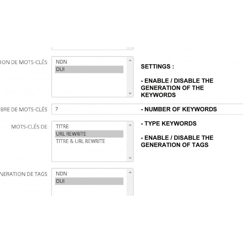 module - Естественная поисковая оптимизация - METAS TAGS AUTO GENERATOR (PRO) - 2