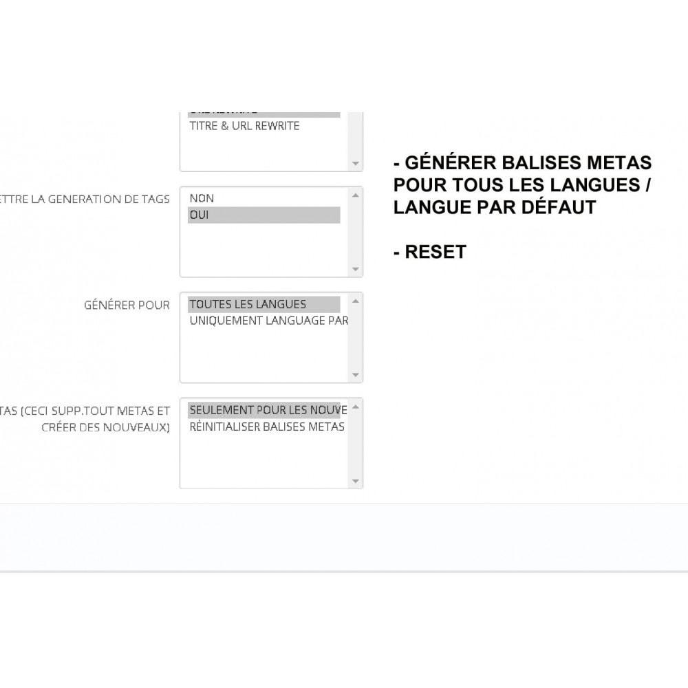 module - SEO (référencement naturel) - AUTO BALISES METAS (PRO) - 3