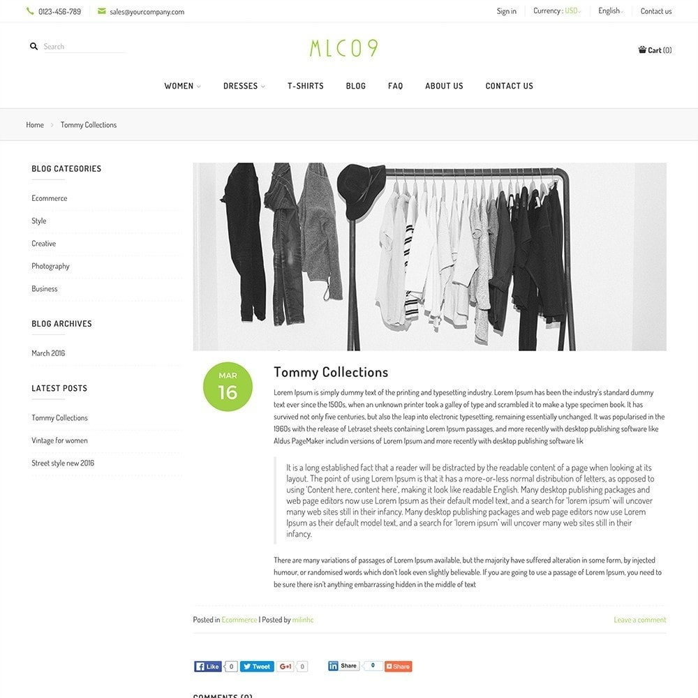 theme - Mode & Schoenen - mlc09 - A New Fashion e-Commerce - 17