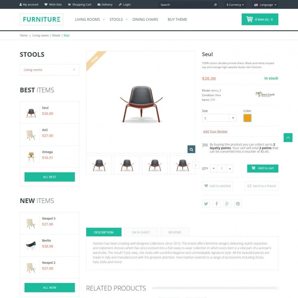theme - Heim & Garten - Furniture - Interieur Geschäft - 4