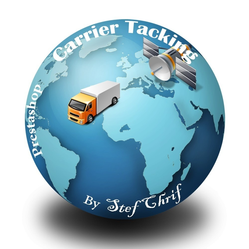 module - Delivery Tracking - Carrier Tracking - 1