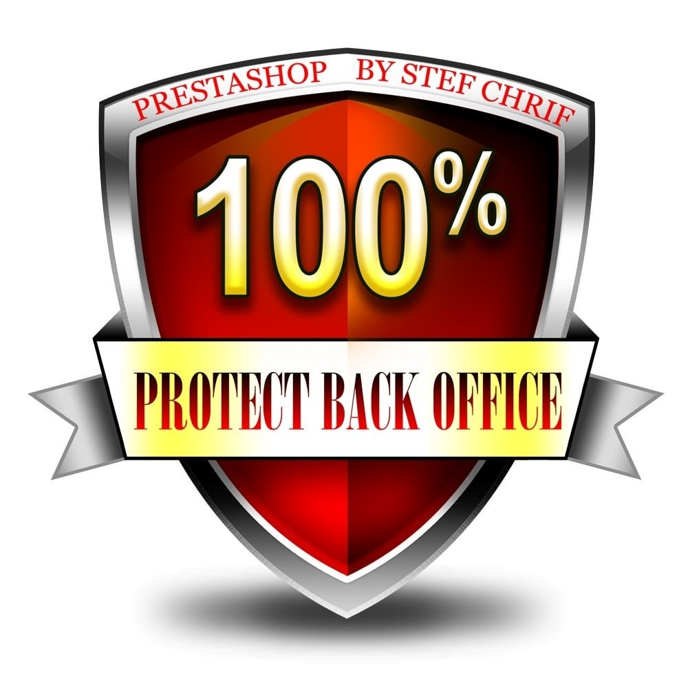 module - Sicherheit & Brechtigungen - Protect your administration (Back Office) - 1