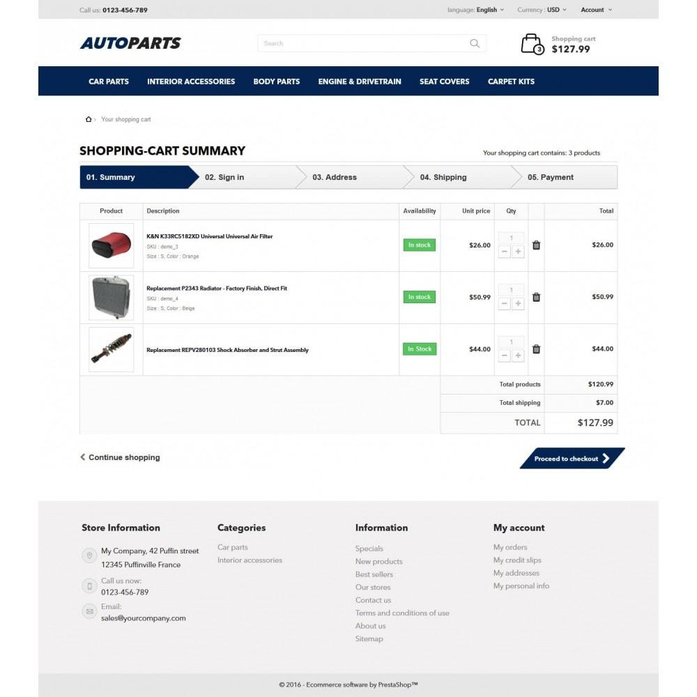 theme - Auto & Moto - AutoParts - 8
