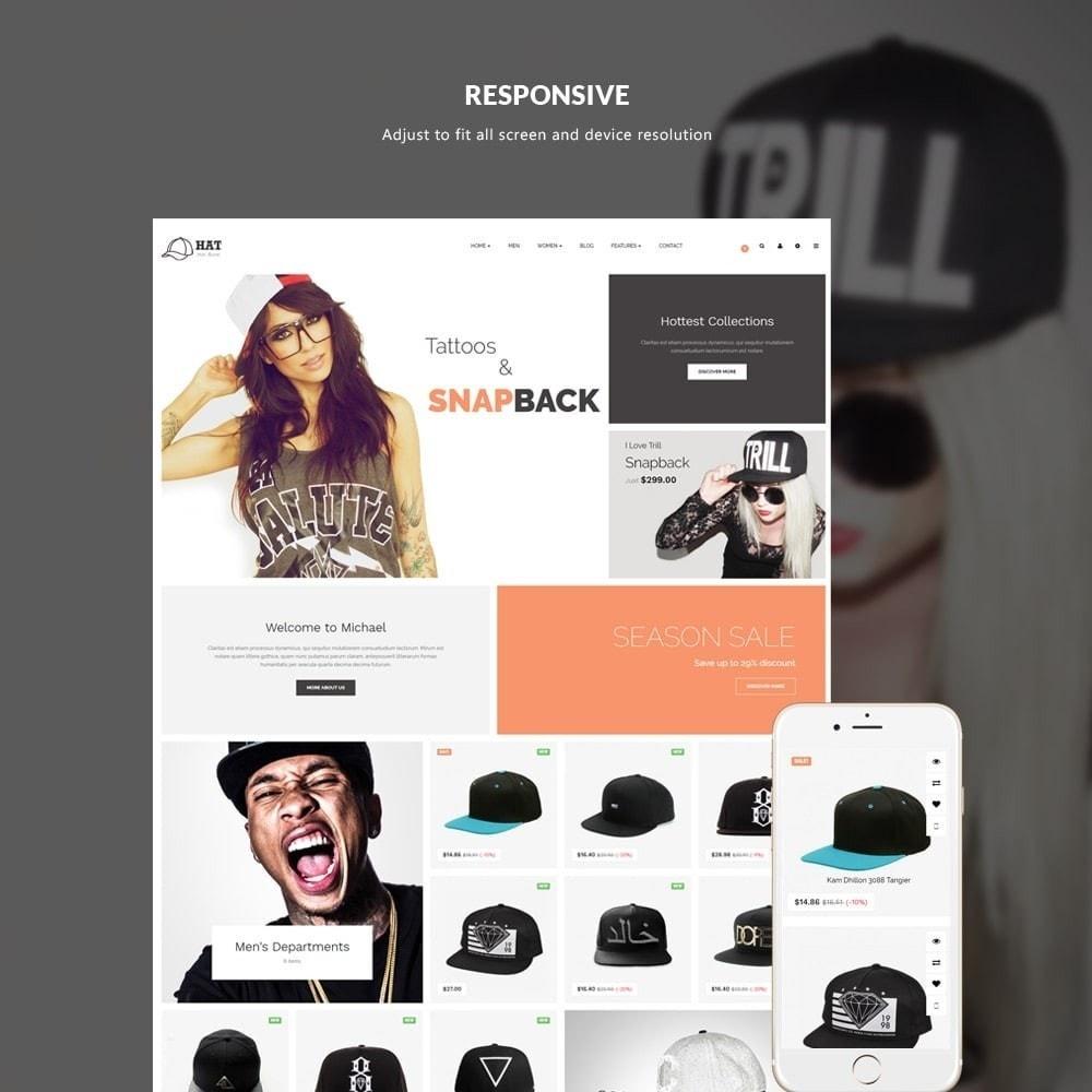 theme - Fashion & Shoes - Leo Hat - 1