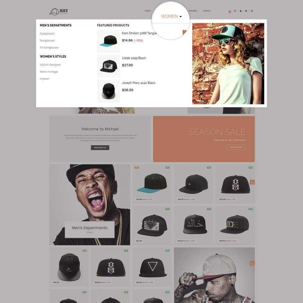 theme - Fashion & Shoes - Leo Hat - 4