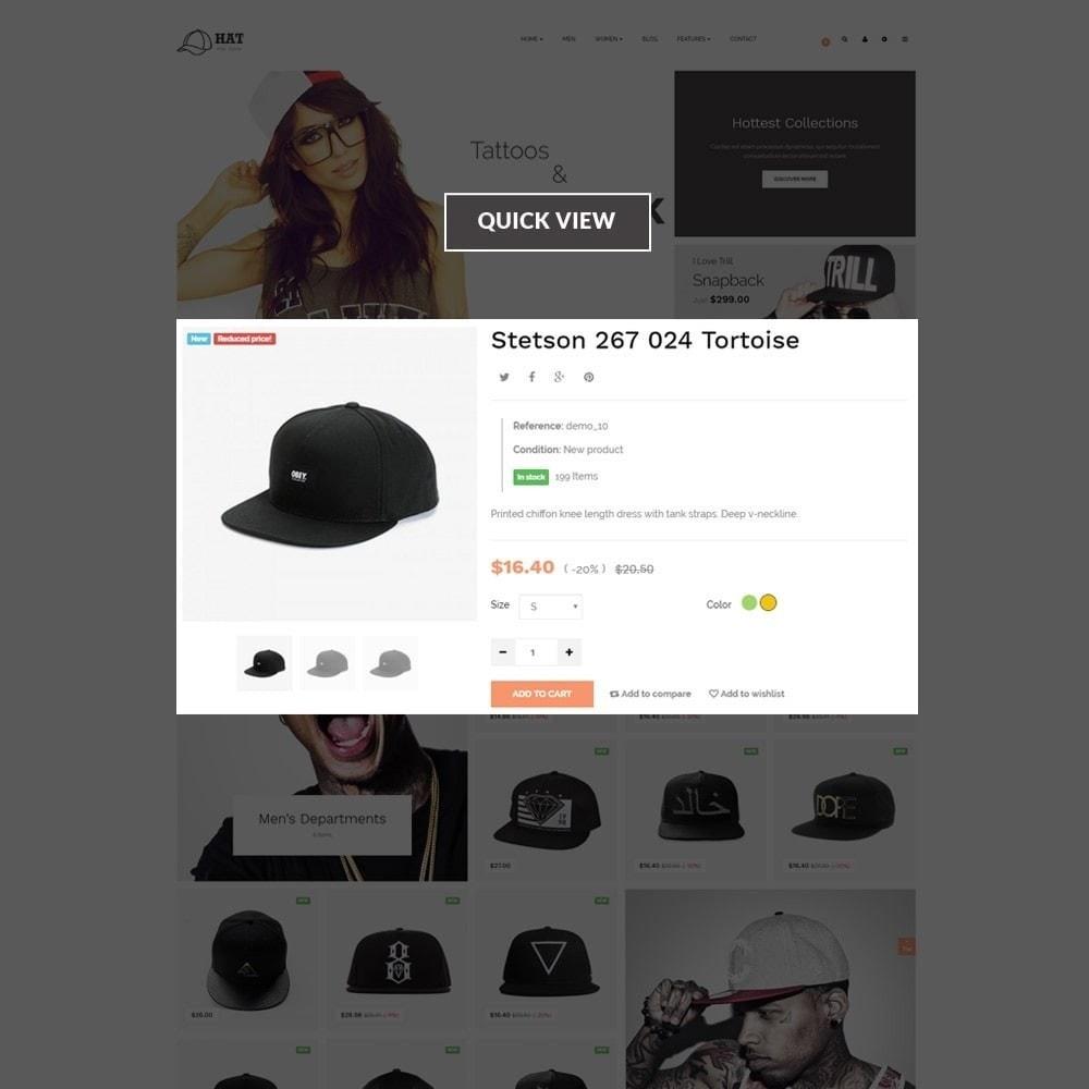 theme - Fashion & Shoes - Leo Hat - 5