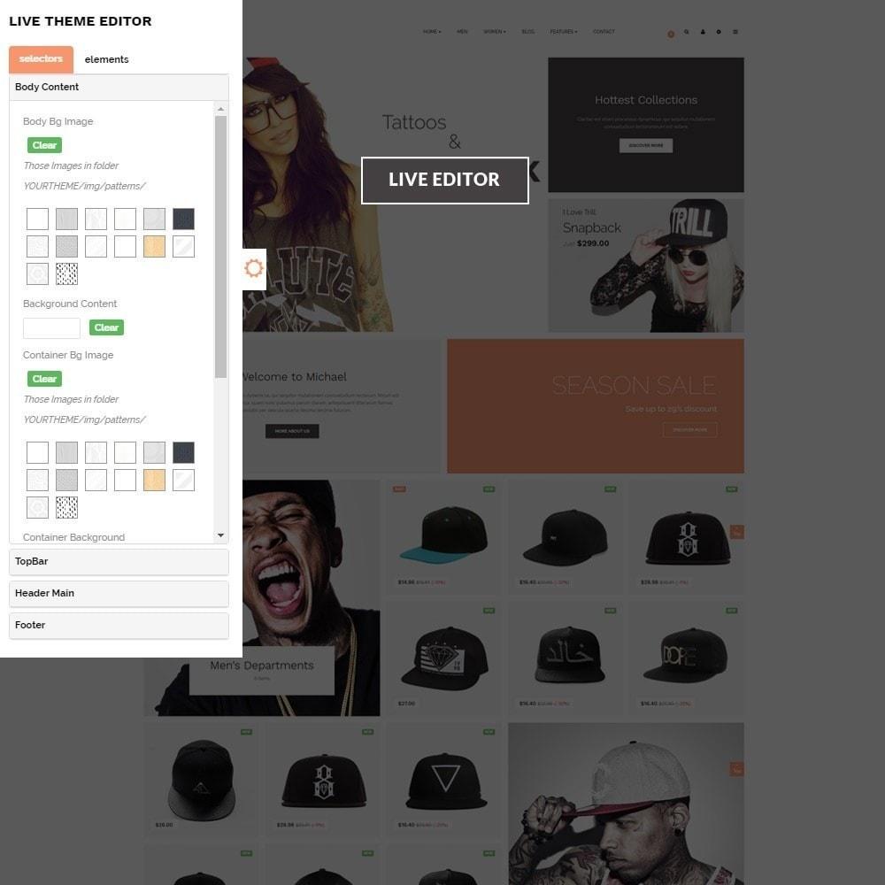 theme - Fashion & Shoes - Leo Hat - 6