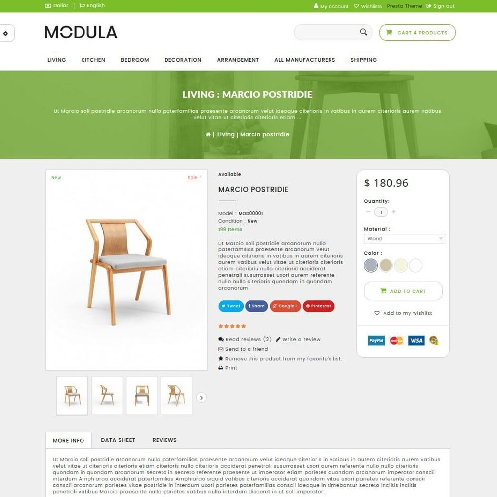 theme - Huis & Buitenleven - Modula - 3