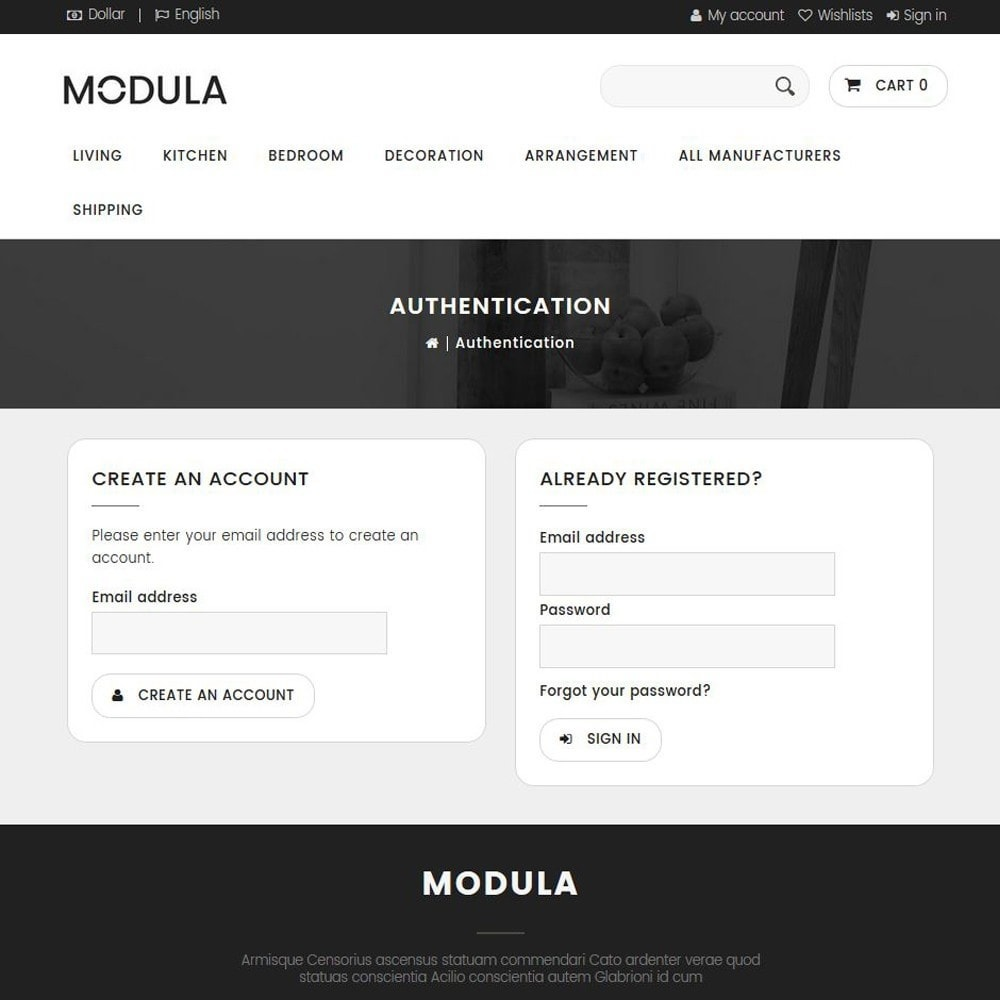 theme - Casa & Giardino - Modula - 9
