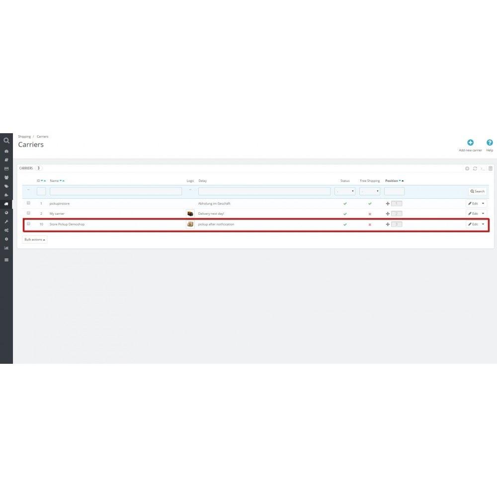 module - Zahlung per Nachnahme - pick up in store - 3