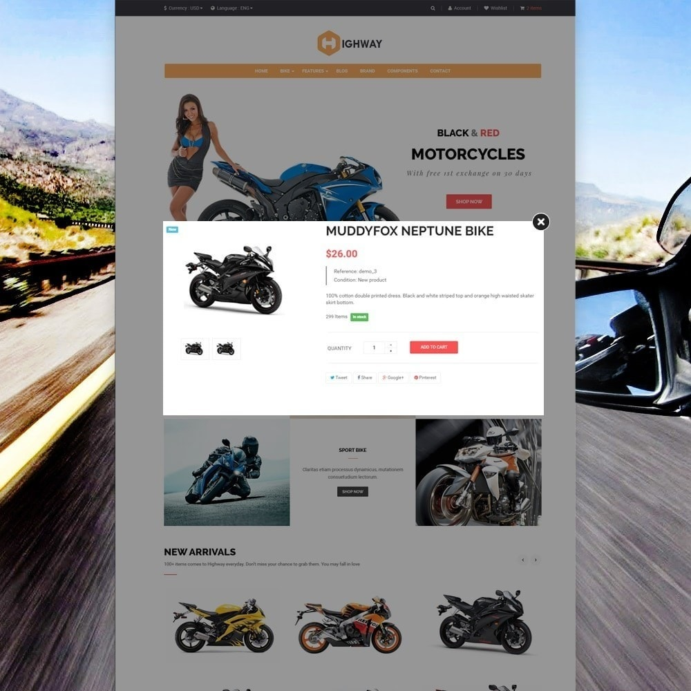 theme - Carros & Motos - Ap Highway - 5