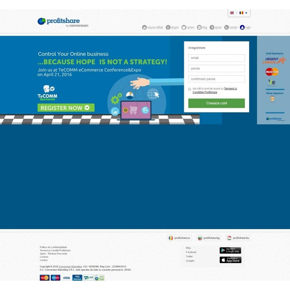 module - Betaalde vermelding & Lidmaatschap - Profitshare Pro - Export & Tracking - 4