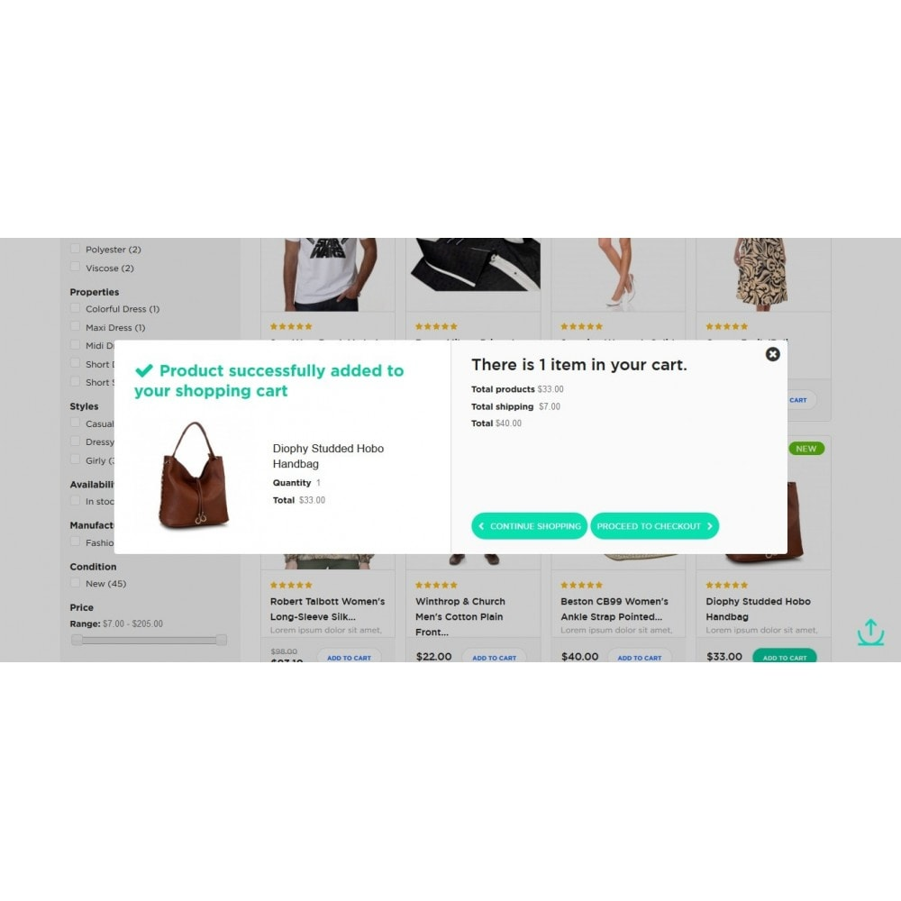 theme - Мода и обувь - Mintmall Fashion - 6