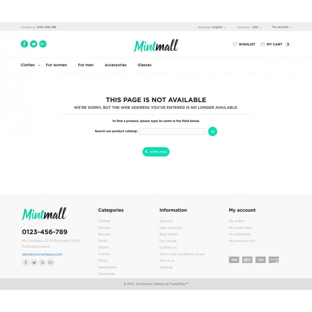 theme - Мода и обувь - Mintmall Fashion - 9