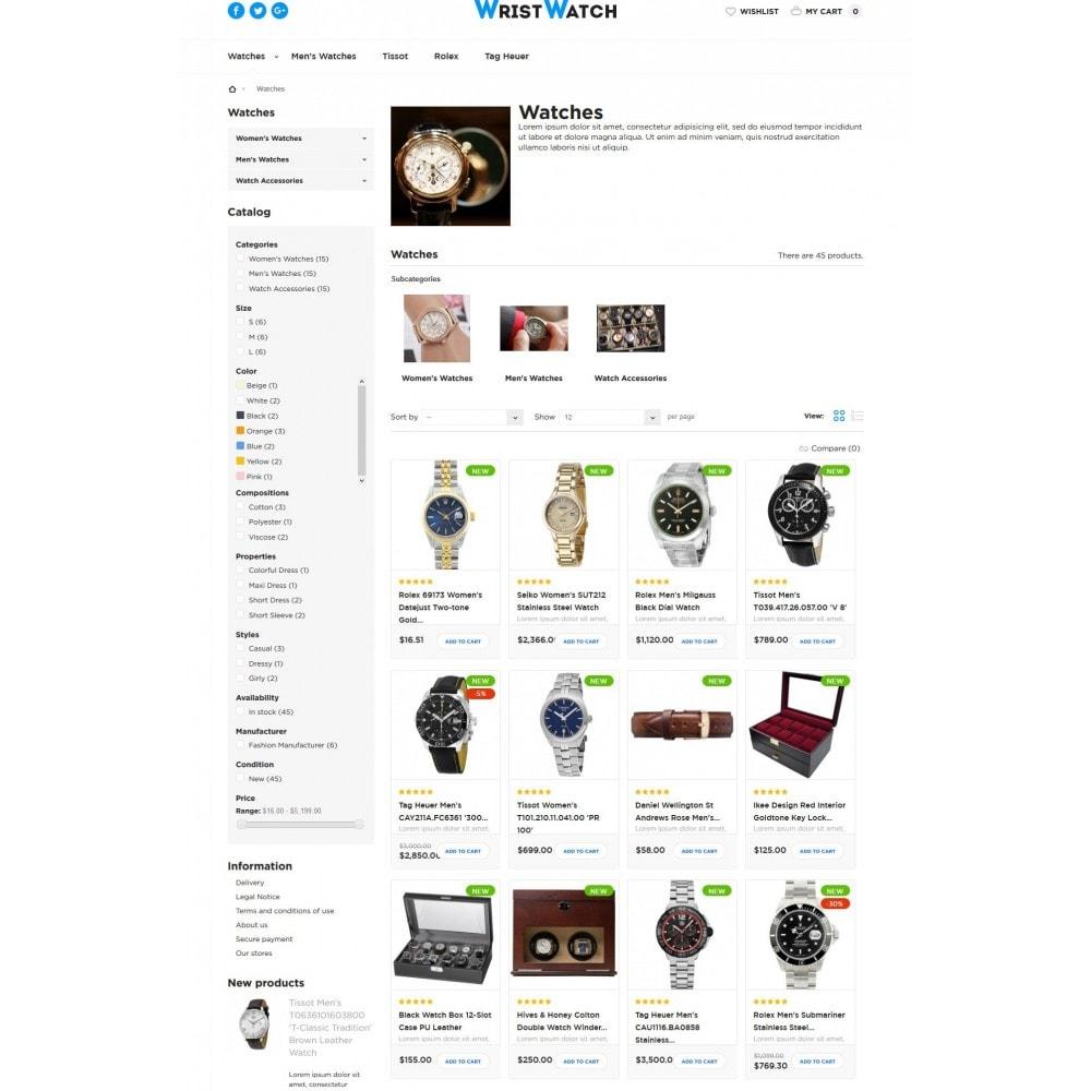 theme - Sieraden & Accessoires - Wrist Watch - 5