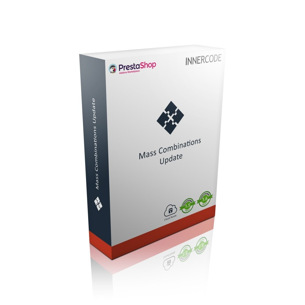 module - Snelle & seriematige bewerking - Mass Combinations Update - 1